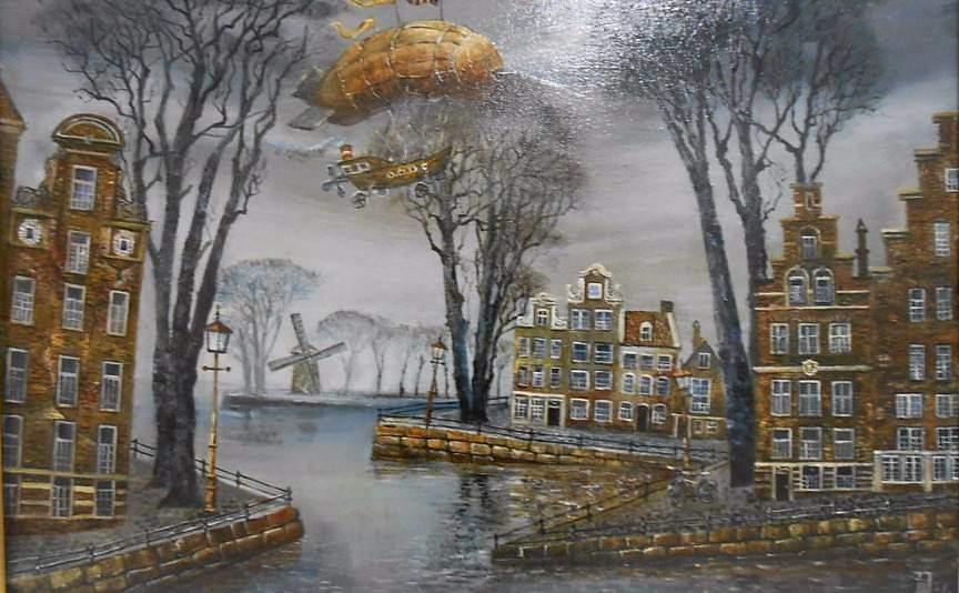 Амстердамские сны.